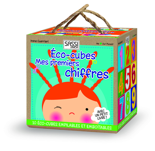 ECO-CUBES. MES PREMIERS CHIFFRES (LES)