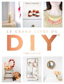 LE GRAND LIVRE DES DIY* *(DO IT YOURSELF)