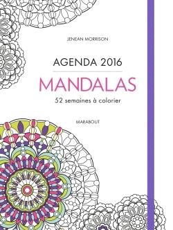 AGENDA 2016 MANDALAS
