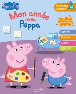 MON ANNEE AVEC PEPPA PIG MS 4/5 ANS