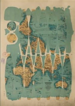 CARNET GLOBE ASTRONOMIQUE, JOURDAN, 1890