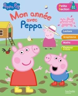 MON ANNEE AVEC PEPPA PIG PS 3/4 ANS