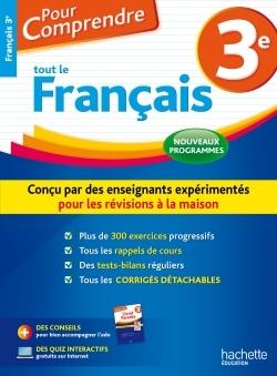 POUR COMPRENDRE FRANCAIS 3E