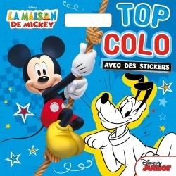 LA MAISON DE MICKEY, TOP COLO