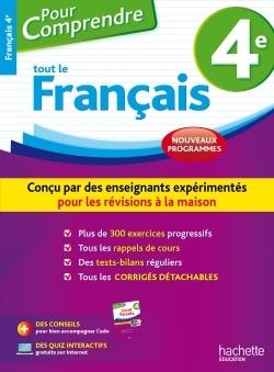 POUR COMPRENDRE FRANCAIS 4E