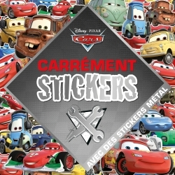 CARS, CARREMENT STICKERS