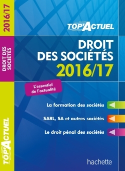 TOP ACTUEL DROIT DES SOCIETES 2016/2017