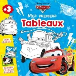 CARS, MES PREMIERS TABLEAUX