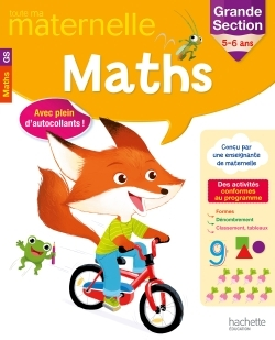 TOUTE MA MATERNELLE MATHS GRANDE SECTION
