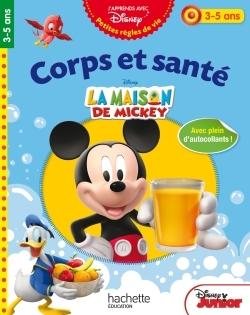 MICKEY CORPS ET SANTE 3-5 ANS
