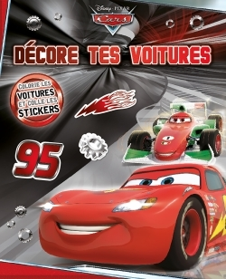 CARS, CUSTOMISE TES VOITURES