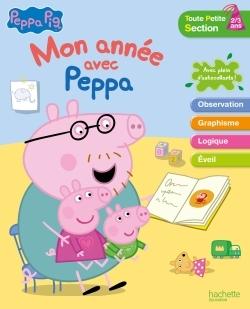 MON ANNEE AVEC PEPPA PIG TPS 2/3 ANS