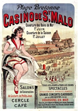 CARNET AFFICHE CASINO SAINT-MALO