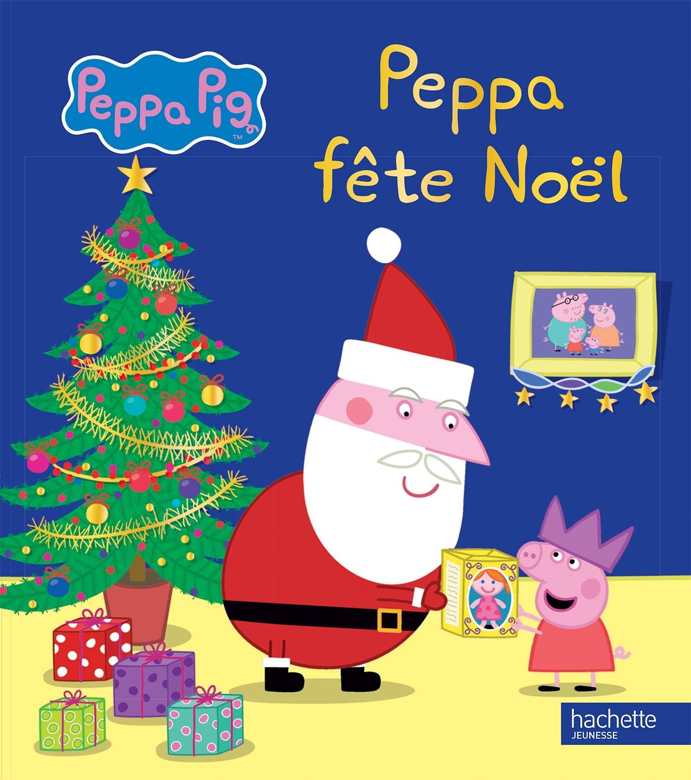 PEPPA PIG / HISTOIRE DE NOEL