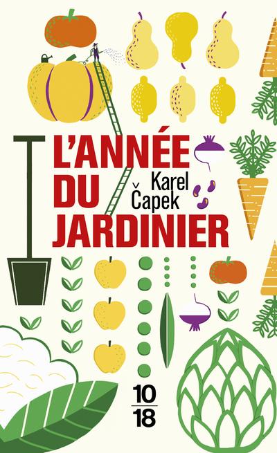 L'ANNEE DU JARDINIER
