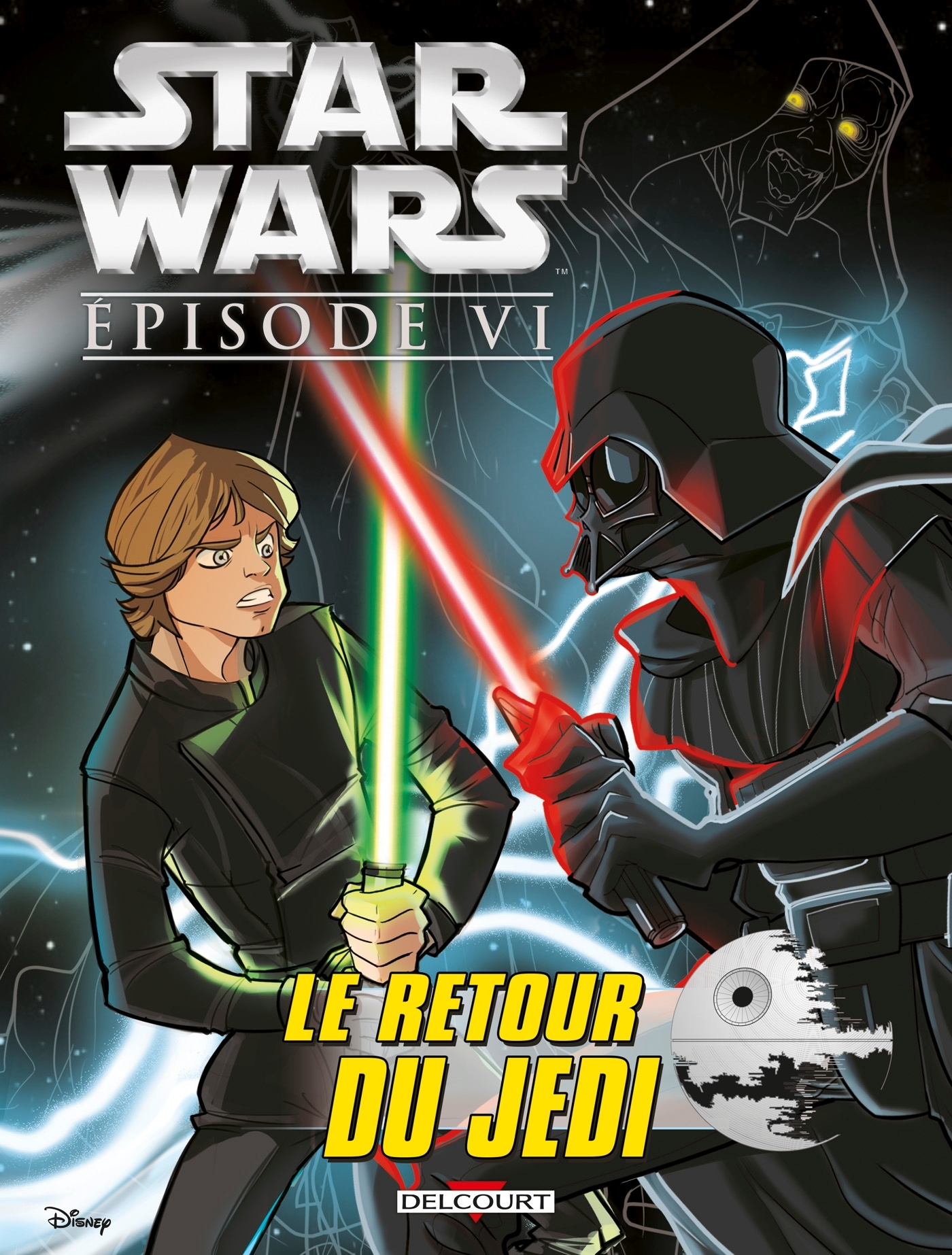 STAR WARS EPISODE VI - LE RETOUR DU JEDI