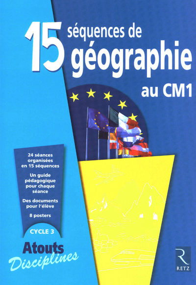 15 SEQUENCES GEOGRAPHIE AU CM1