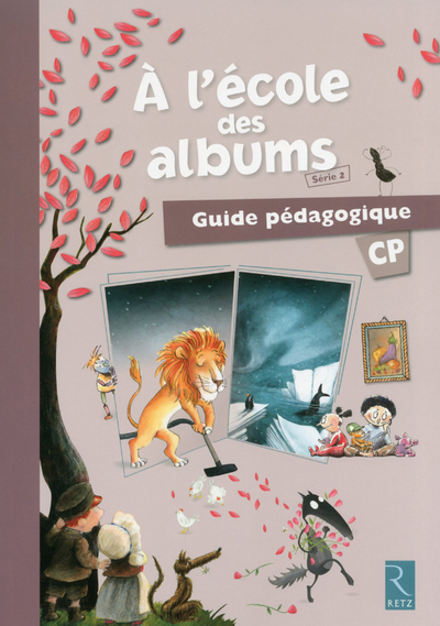 A ECOLE DES ALBUMS CP V2 GP+CD