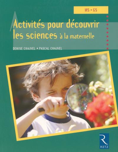 ACTIVITES PR DECOUVRIR SCIENCE