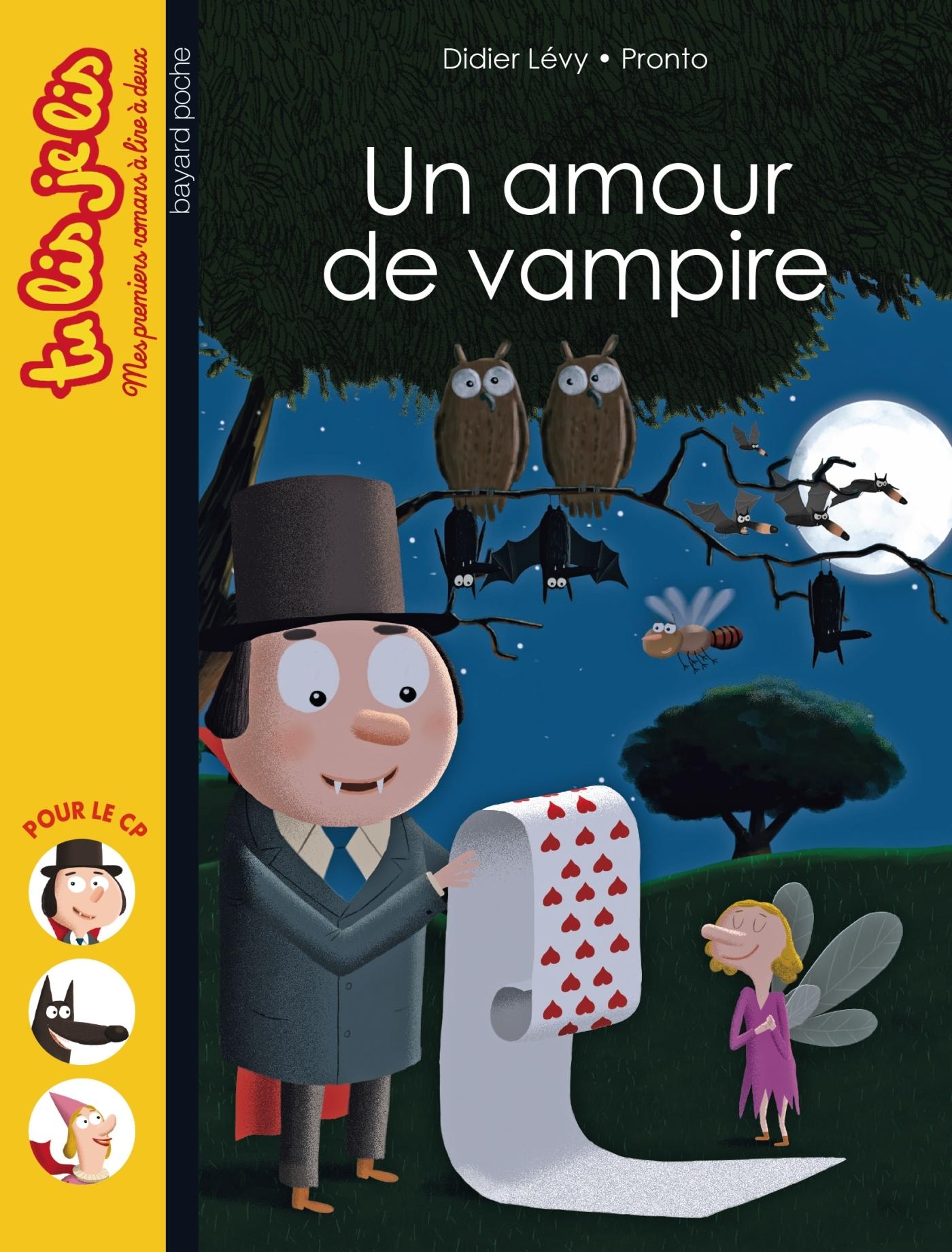 UN AMOUR DE VAMPIRE - N6