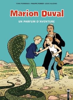MARION DUVAL - PARFUM D'AVENTURE (UN) - T19