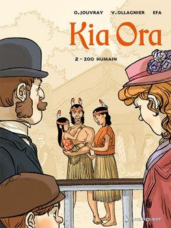 KIA ORA - TOME 02