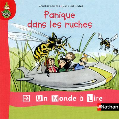 MONDE A LIRE CP ALB 7 PANIQUE