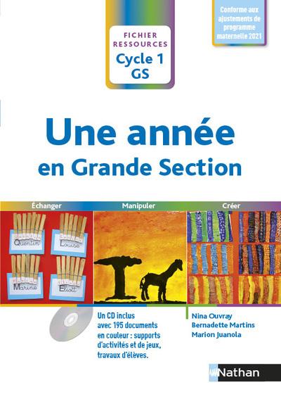 UNE ANNEE EN GRANDE SECTION 2015