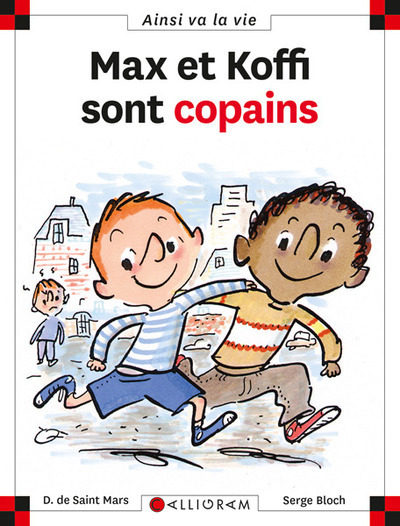 MAX ET KOFFI SONT COPAINS T24