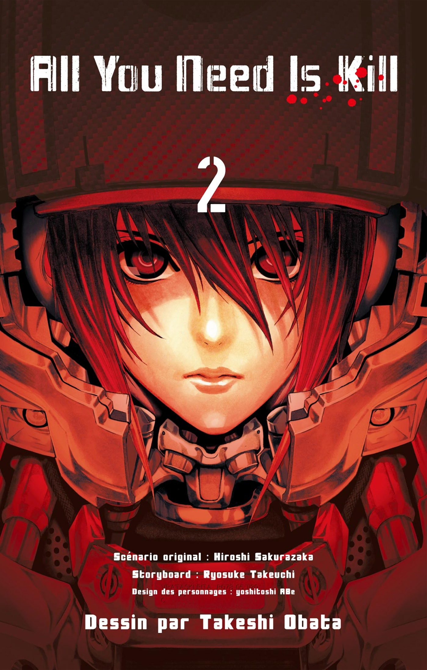 ALL YOU NEED IS KILL T02