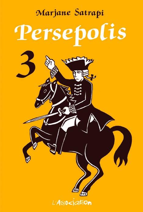 PERSEPOLIS T3