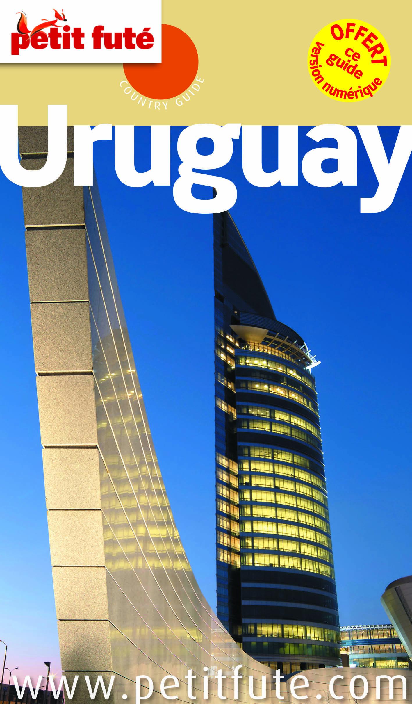 URUGUAY 2014 PETIT FUTE + NUMERIQUE