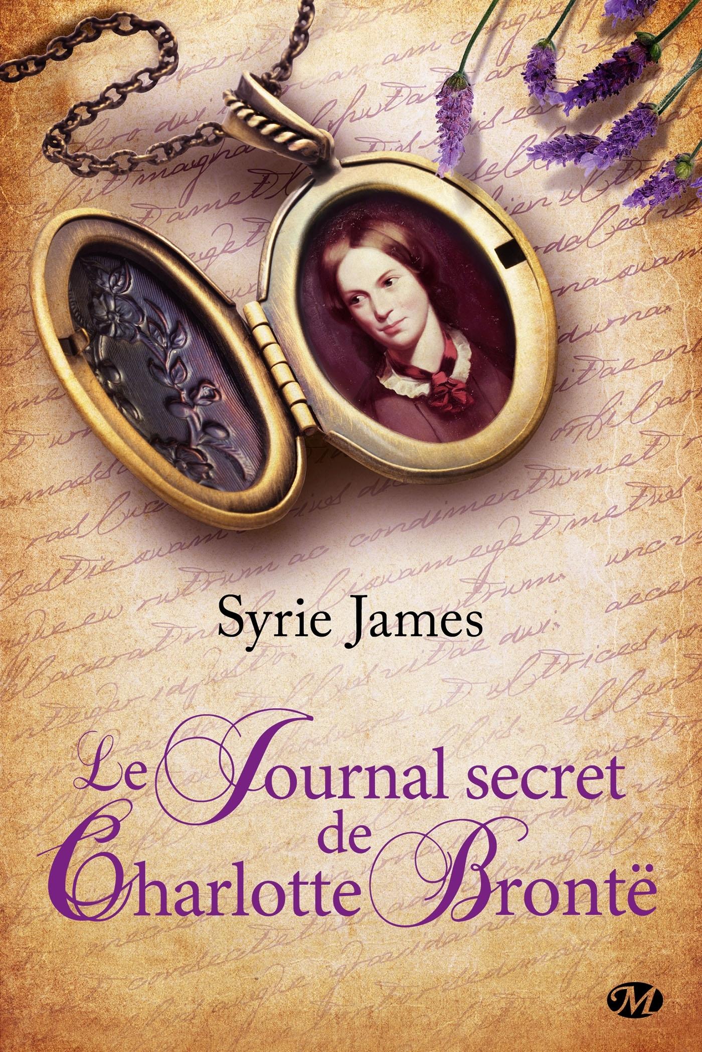 LE JOURNAL SECRET DE CHARLOTTE BRONTE