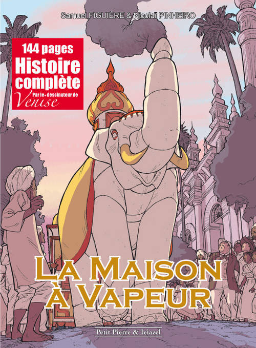 MAISON A VAPEUR (LA)