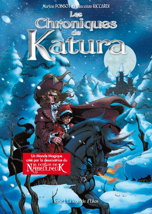 CHRONIQUES DE KATURA 1 INTEGRALE COMICS (LES)