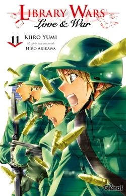 LIBRARY WARS - LOVE AND WAR - TOME 11