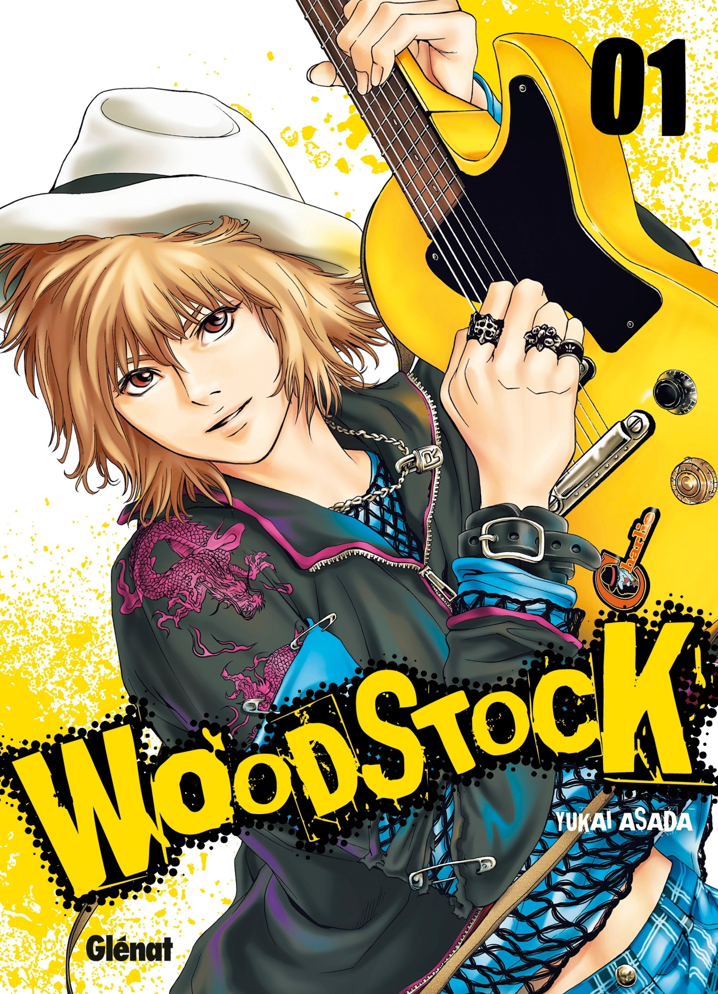 WOODSTOCK - TOME 01