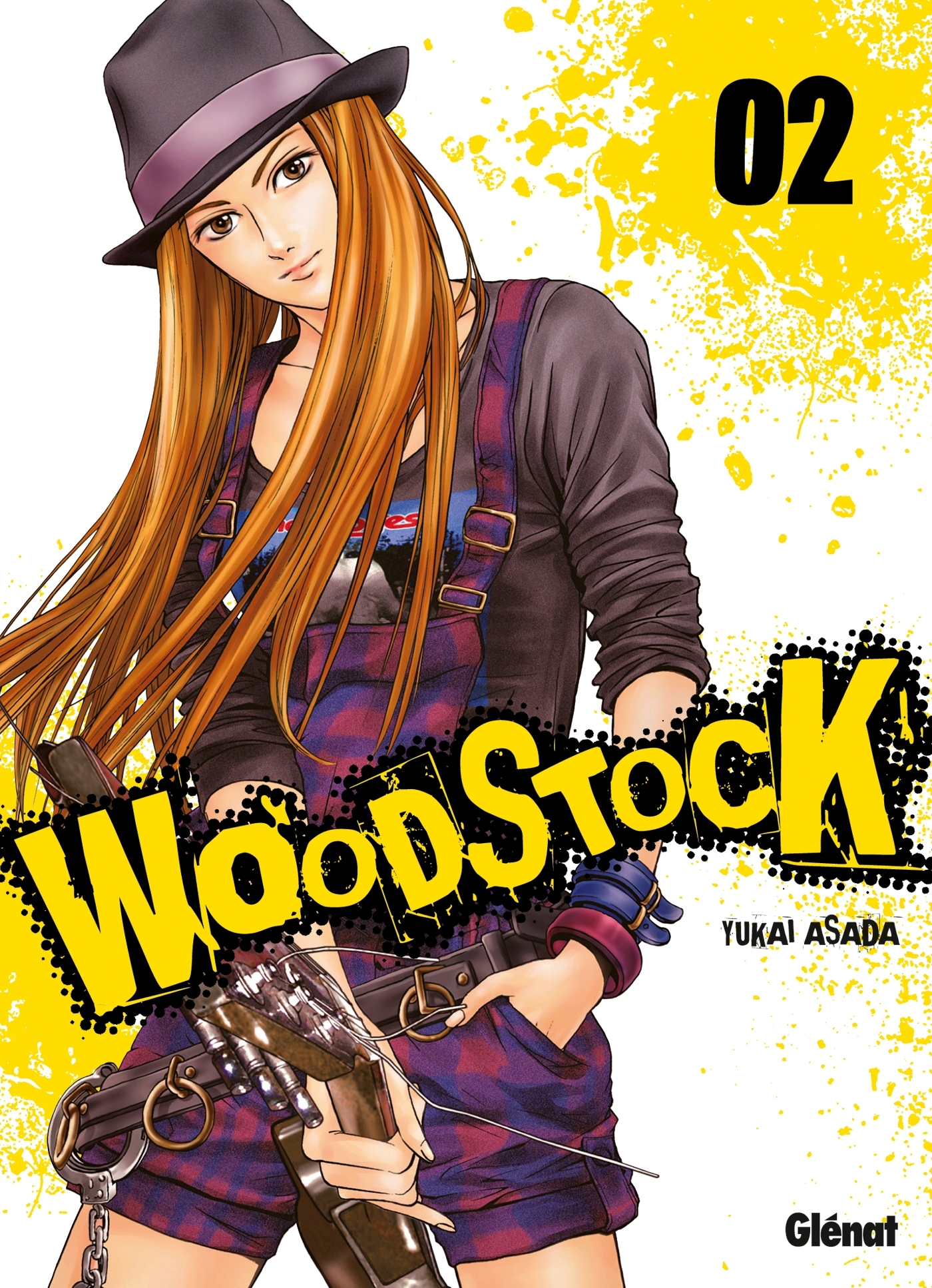 WOODSTOCK - TOME 02