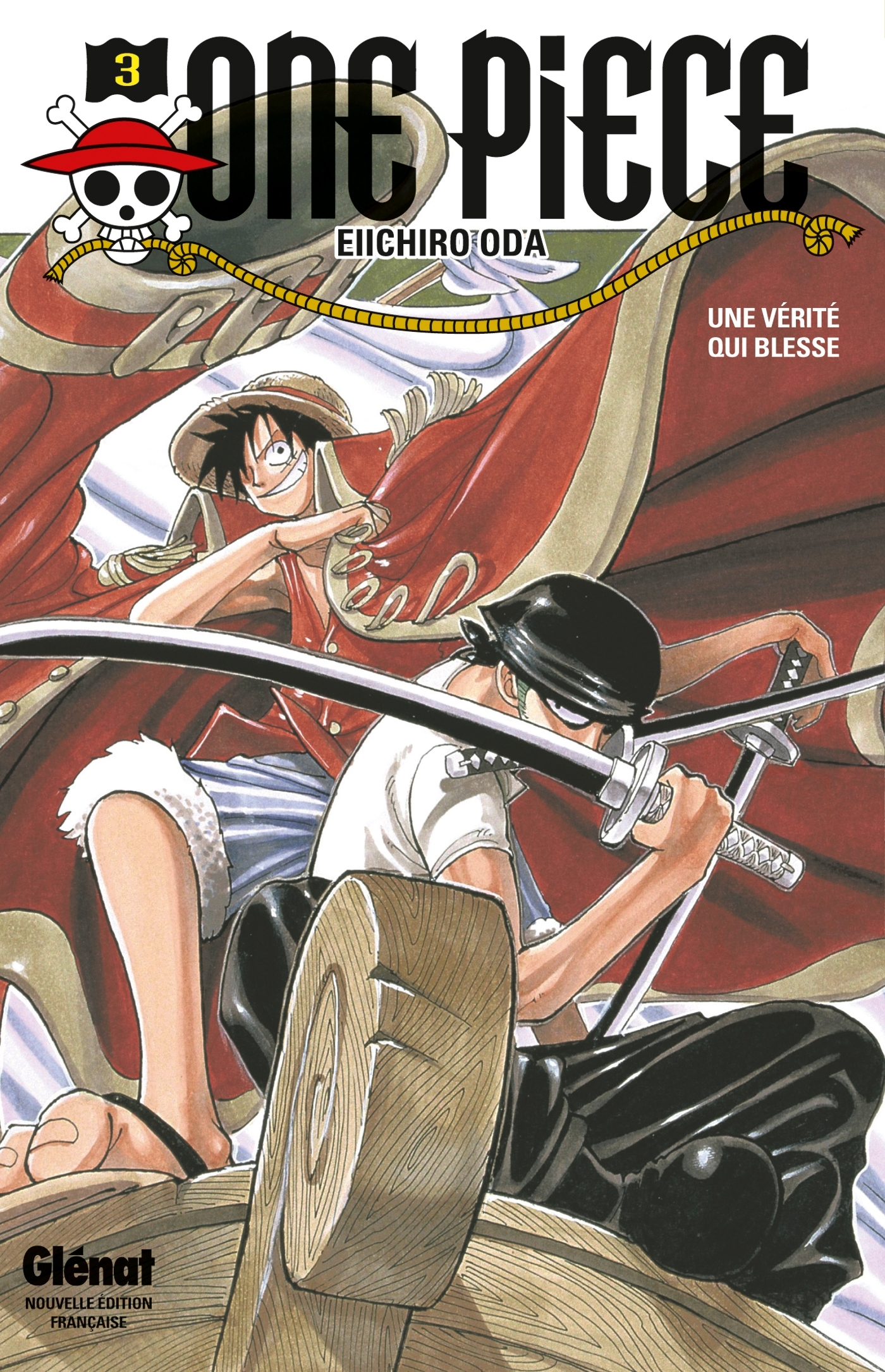ONE PIECE - EDITION ORIGINALE - TOME 03