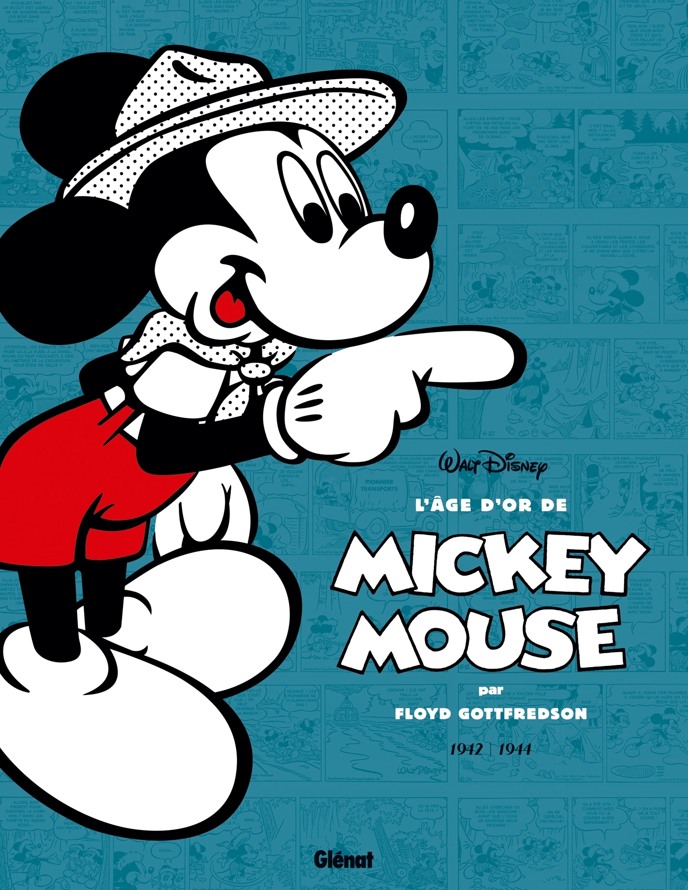L'AGE D'OR DE MICKEY MOUSE - TOME 05