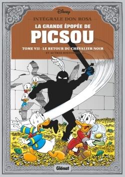 LA GRANDE EPOPEE DE PICSOU - TOME 07