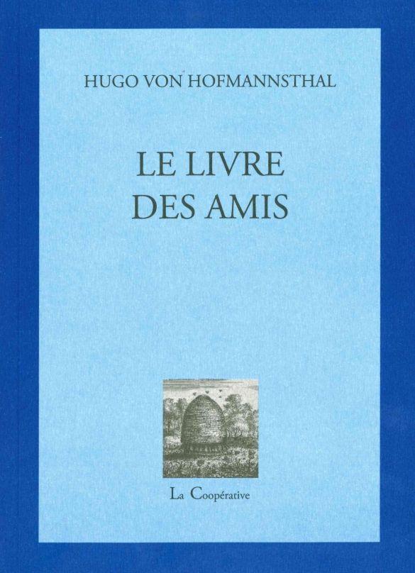 LIVRE DES AMIS (LE)
