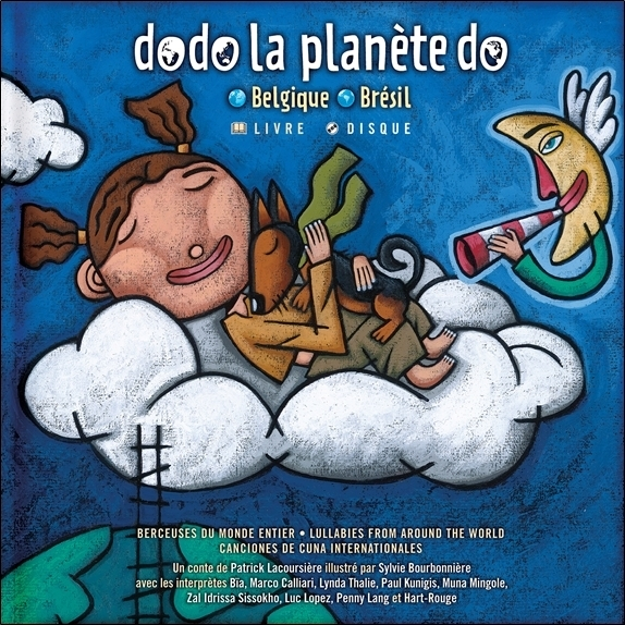 DODO LA PLANETE DO BELGIQUE-BRESIL