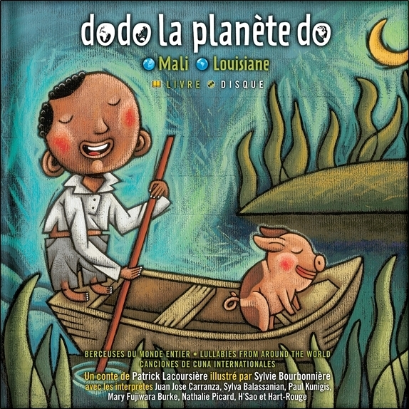 DODO LA PLANETE DO MALI - LOUISIANE