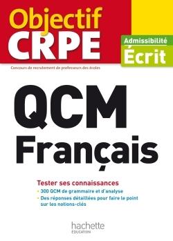 QCM CRPE : FRANCAIS