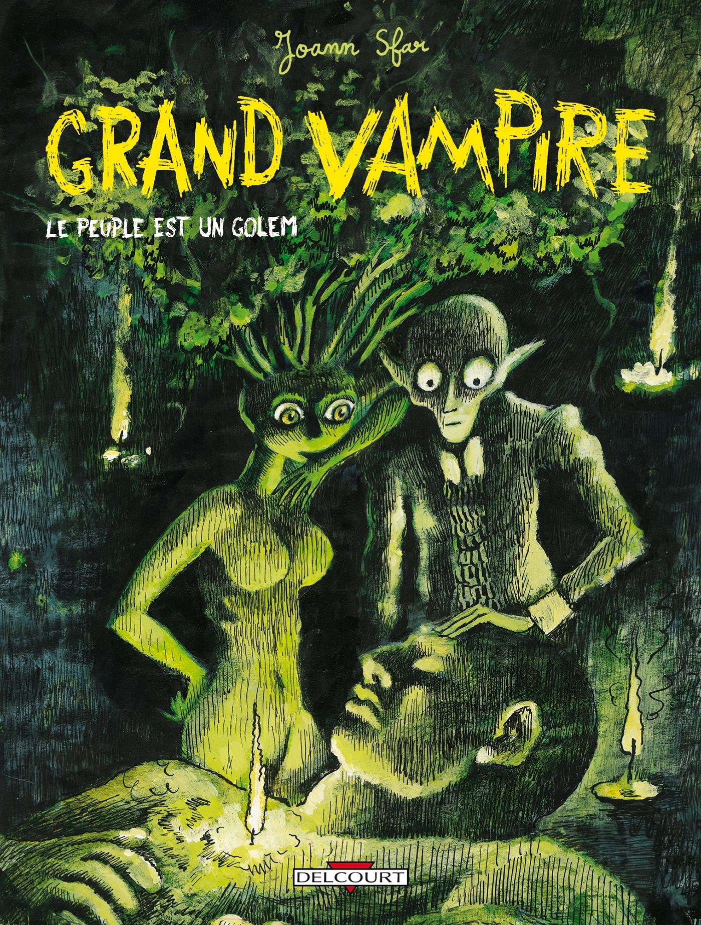 GRAND VAMPIRE - TOME 6