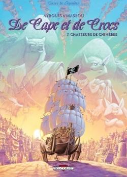 DE CAPE ET DE CROCS T07