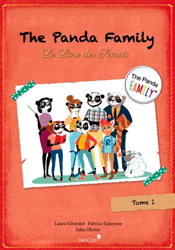 THE PANDA FAMILY (FR) T1-LE LIVRE DES SECRETS