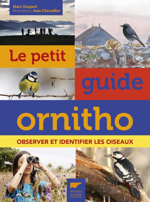 PETIT GUIDE ORNITHO. OBSERVER ET IDENTIFIER LES OISEAUX (LE)