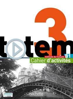TOTEM 3 - CAHIER D'ACTIVITES + CD AUDIO